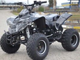 Atv Model:Adller S8 Warrior 125Cc