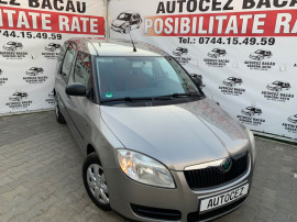 Skoda Roomster-2008-Benzina-120000 Km-Posibilitate RATE-
