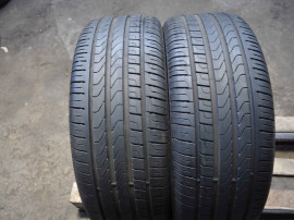 Set 2 anvelope iarna 235/50 r19 pirelli scorpion verde 99v