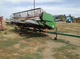 Header + carut transport pentru combine agricole