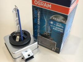 Bec Xenon D1S OSRAM Cool Blue Intense up 20% 5500K