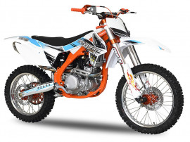 Motocross dirtbkes bse comanche 250cmc