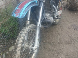 Moto Cross TM 250 cmc