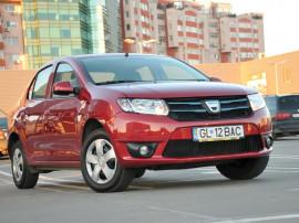 Dacia Logan 15.000 km laureate plus