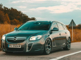 Opel Insignia OPC 4x4 V6 350CP / Variante + sau -