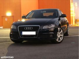 Audi A4 2011 euro 5