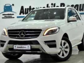 Mercedes benz ml 250 cdi 4 matic (4x4) 205 cp pachet amg 201