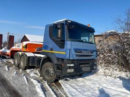 Cap tractor Iveco Trakker 410 ,2011