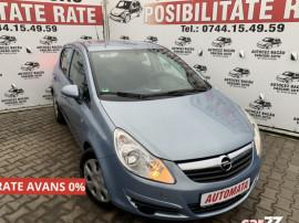 Opel Corsa 2010-Benzina-AUTOMATA-80000 Km