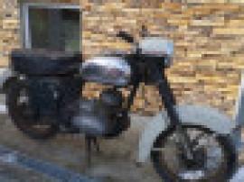 Cz 125 Jawa 1961