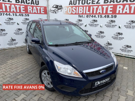 Ford Focus 2009-Benzina-Navi-RATE-