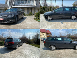 Volkswagen Passat B7 Vari.-Km REALI-Fara accident-IMPECABILA