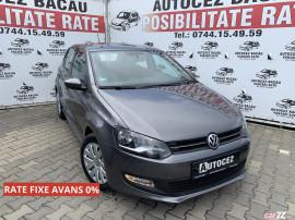 Volkswagen Polo Vw Polo 2011-Benzina-Climatronic-RATE-