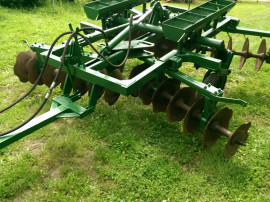 Disc pe rulmenti pentru tractor