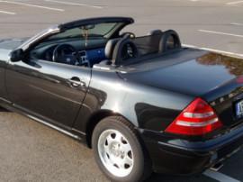 Mercedes Benz SLK 200 Kompressor Cabrio Roadster