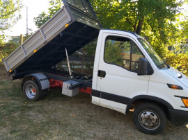 Iveco daily basculabil 35 13 ,130.cp