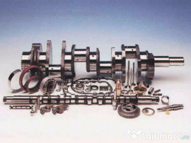 Arbore cotit motor perkins,jcb