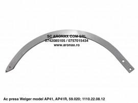 Ac presa Welger model AP41, AP41R, 59.020; 1110.22.08.12