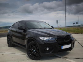 BMW X6 3.0d xDrive 2011