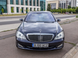 Mercedes S 450 4 Matic