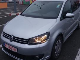 VW Touran 2013 automat euro 5 -  TVA deductibil