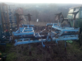 Combinator(gruber) Lemken,Frost2,8m,3m si 4,6 m,rabatabil
