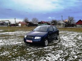 Skoda Fabia masina de oras