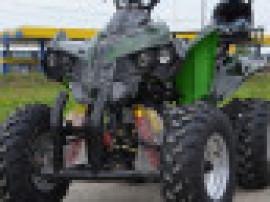 Atv OldRace Renegade 250cc Garantie,Factura Culoare:Verde