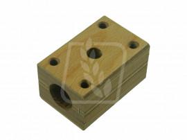 320899850 Lagar lemn 120x79.5 fi36 mm combina Laverda