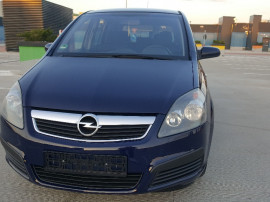 Opel Zafira . An 2007 . Klima . 7 Locuri . 1.6 Benzina