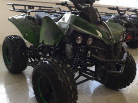 Atv nitro renegade 125cc import germany, garantie 1 an #camo