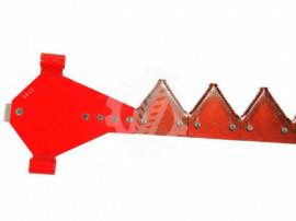 550-Cutit MF 3,60M -Nożyków (206236M1 RASSPE+404536M1) combi