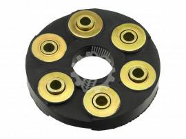 608014 Ambreiaj cauciuc Fi10 mm ECO