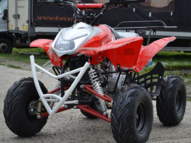 ATV 125cc Nitro Jumper Import Germania, Garantie 1 AN #Rosu
