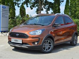 Nou Ford KA+ ACTIVE 1.2i Ti-VCT 85 cp