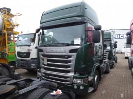 Scania r410 topline 2014/07 euro 6 clima stationare