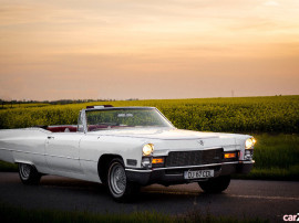 Cadillac Deville Convertible 1967 Masina Clasica