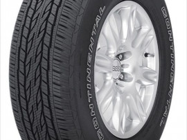 Anvelope Continental Cross Contact Lx 2 255/60R17 106H All Season