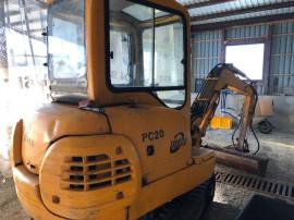Excavator Komatsu PC20R8