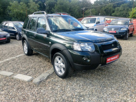 Land Rover Freelander HSE - 2.0 Td4 - 110 cp - Automatic