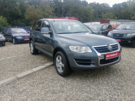 Vw Touareg 2,5 tdi -174 cp - FACELIFT - Euro 4 - Manual