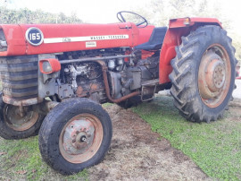 Tractor massey ferguson 165 recent adus