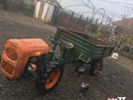 Tractorase Goldoni 4X4 diesel 20 kai putere pornire la cheie