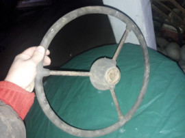 Volan tractor vintage