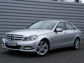 Mercedes-Benz C 200 CDI Facelift
