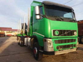 Volvo transport lemn 6x4