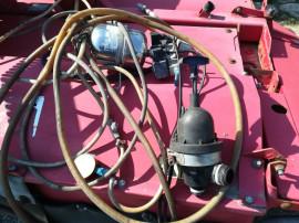 Erbicidat, echipament reglare presiune