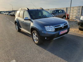 Dacia Duster 2013 km 76500 Reali 100% Cu Carte Service
