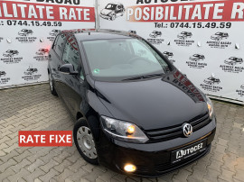 Volkswagen Vw Golf 6 Plus-2011-Benzina-RATE-
