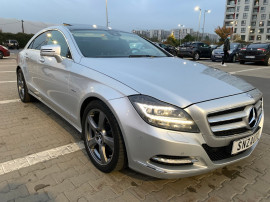 Mercedes Benz CLS 350cdi 7G-T 2011 AMG-Pack Cp300